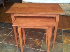 Nesting tables - ironbark
