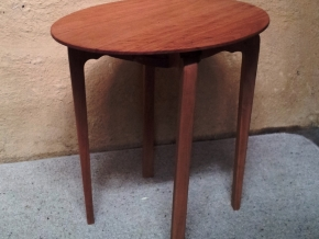 Small Ironbark side-table