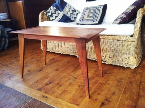 Occasional Table - ironbark and allocasuraina timber (Buloak)